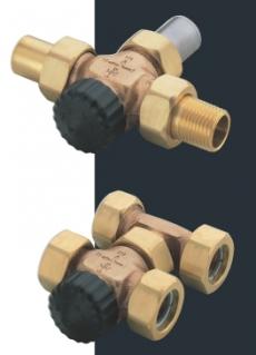 Выбор трехходового смесительного клапана