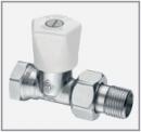 Termotec - Ручной регулирующий радиаторный клапан с возможностью модернизацииescape}